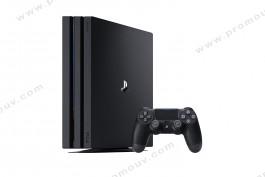 PS4 CONSOLE Pro noire [1 To]