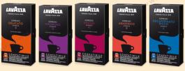 Capsule Lavazza compatible avec la machine nespresso