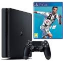 CONSOLE PS4 SLIM 500GO + FIFA 2019