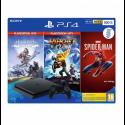 CONSOLE PS4 SLIM +SPIDER+HZN+RC