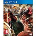Jeux Vidéo PS4 Attack on Titan 2