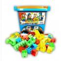 Mon Chariot Lego