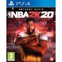 Jeux Vidéo PS4 NBA 2K20