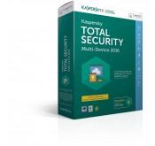 Kaspersky Total Security (10 utilisateur)