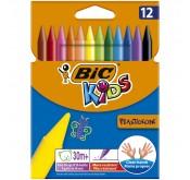 BIC KIDS Plastidecor X12