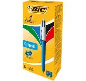 Bic 4 Colours Original Box X12 Tunisie