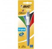 Bic 4 Colours Original Blister X1 Tunisie
