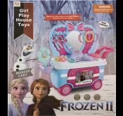 Frozen II Makeup Cart Tunisie