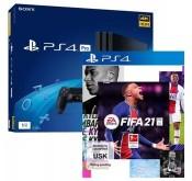 Console PS4 1To PRO + Abonnement FiFa 21