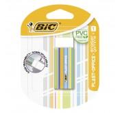 Gomme BIC Plast-Office Blister X1 Tunisie