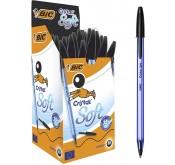 Lot de 50 stylos Bic Cristal Soft Box BCL X50 Tunisie