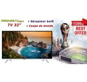 """SABA 32"""" + offre coupe du monde"""