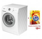 Machine à laver Brandt BAL82WS  Tunisie