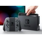 Switch Console Nintendo avec une paire de Joy-Con Gris