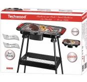 Barbecue Électrique TECHWOOD TBQ-825P