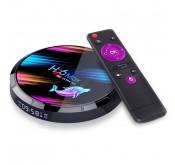 Android TV Box H96 X3 4/32 + Abonnement 12 mois