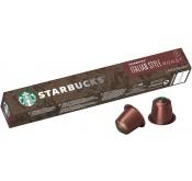Capsules Nespresso Starbucks ITALIAN STYLE ROAST Tunisie