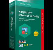 Kaspersky Internet Security (1 utilisateur)2018