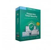Kaspersky Total Security (5 utilisateur)