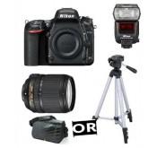 Nikon D750 Nikon +18- 140 VR + SB 5000+ Tripied ou Sacoche