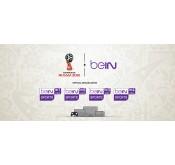 Bein Abonnement Multi-Screen 4K Coupe du monde