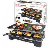 Grill raclette Techwood TRGP-690 Tunisie