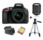 Nikon D7100 body+AF DX 18- 55 VR +Tripied+Sacoche+SD Externe SanDisk 32Go