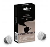 Lavazza Ristretto Capsules Nespresso Intensité 11 Tunisie