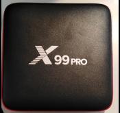 Android TV Box X99 Pro + 24 mois abonnement IPTV