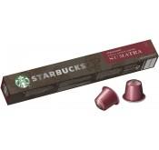 Capsules Nespresso Starbucks SINGLE ORIGIN SUMATRA Tunisie