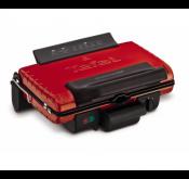 Tefal GC302526; Grill viande Ultra Compact avec deux position de cuisson, 1700W, Rouge