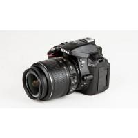 NIKON D5300 + Objectif 18-55 VR + Carte SD 16 Go + Sacoche