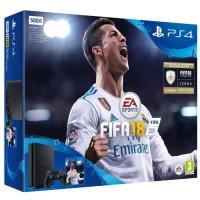 CONSOLE PS4 SLIM 1To+FIFA 18