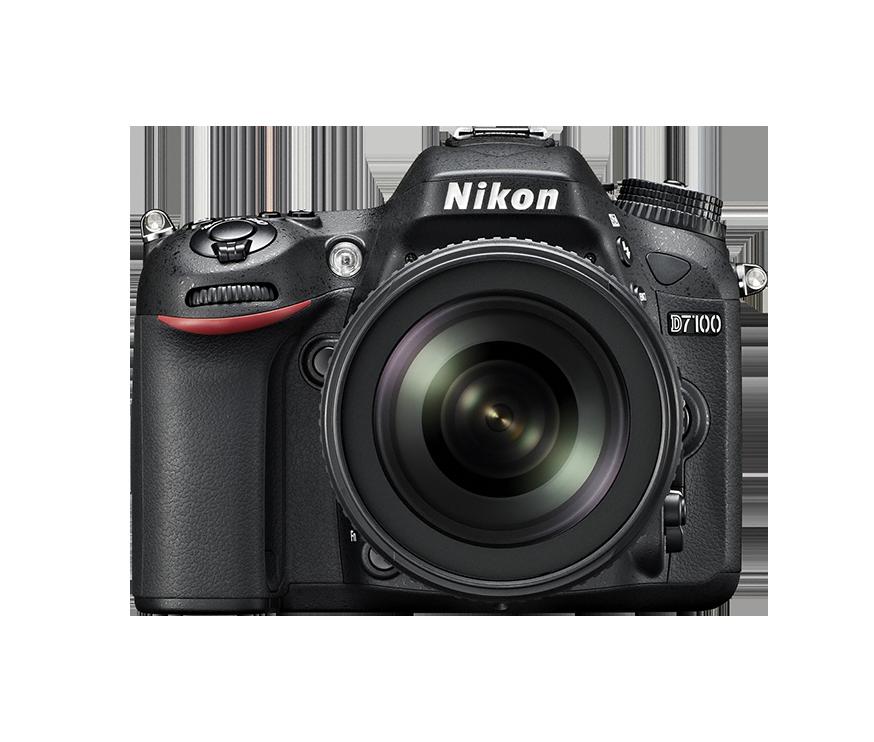 Nikon D7100 Body+AF-P DX 18-55 VR+Tripied+Sacoche+SD Extreme SanDisk 32Go